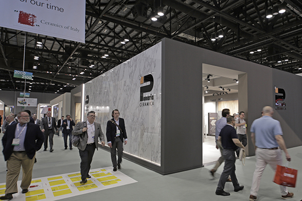 Panaria Ceramica @ Coverings '19